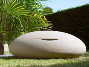 coffre rangement jardin design