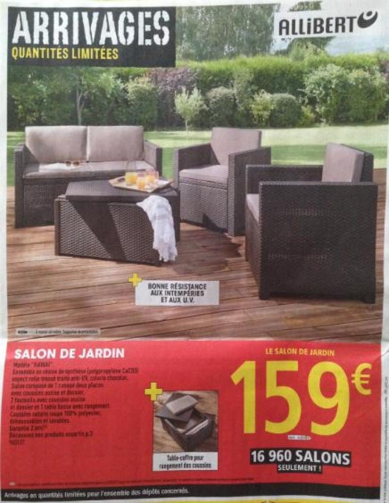 salon de jardin 159 euros