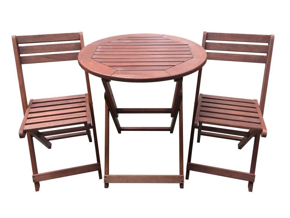 Best Table De Jardin Ovale En Bois Exotique Photos - House ...