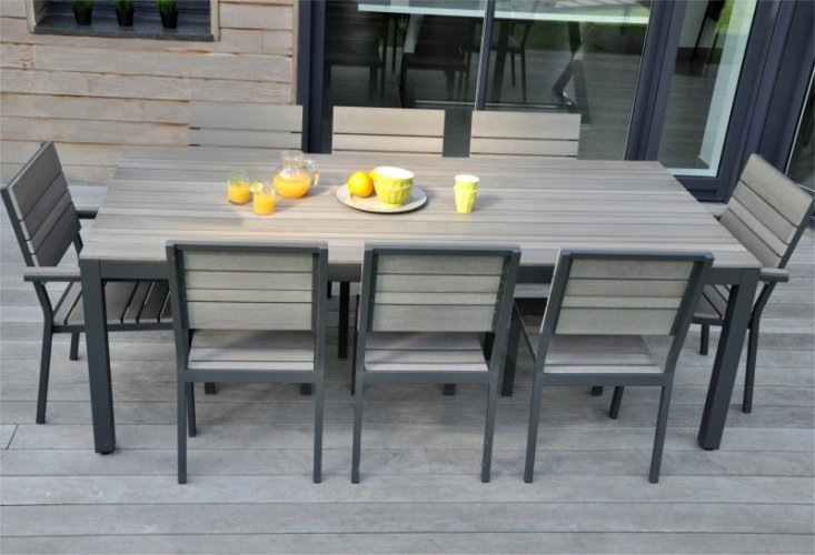 Table Design Extensible House De Best Jardin Composite Gallery wvm8PnNy0O