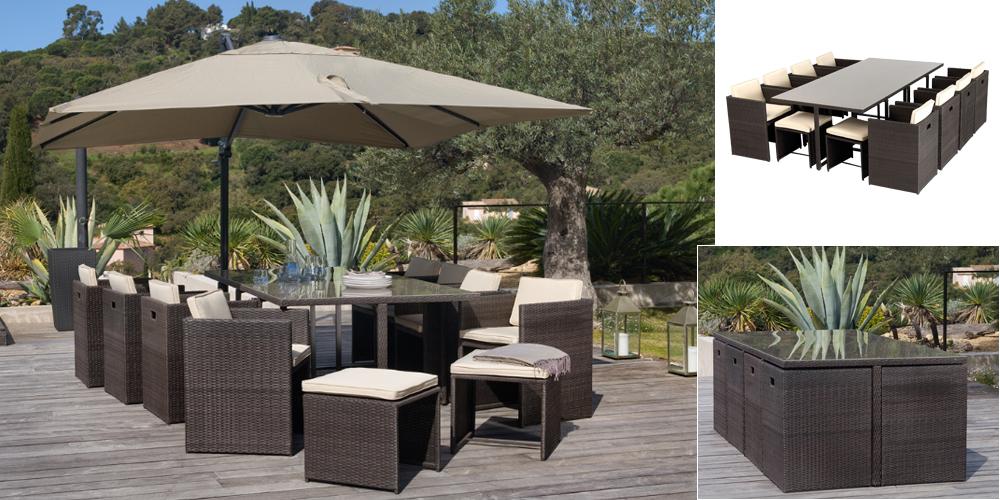 Best Salon De Jardin Encastrable Taupe Ideas - House Design ...