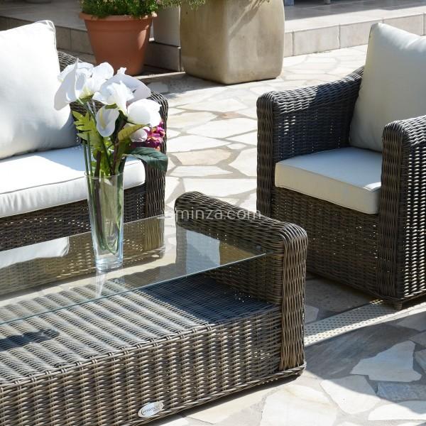 Best Salon De Jardin Capri Luxe Gris Photos - House Design ...