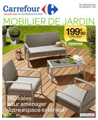salon de jardin carrefour 99€