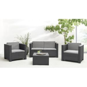 salon de jardin diva brico depot. Black Bedroom Furniture Sets. Home Design Ideas