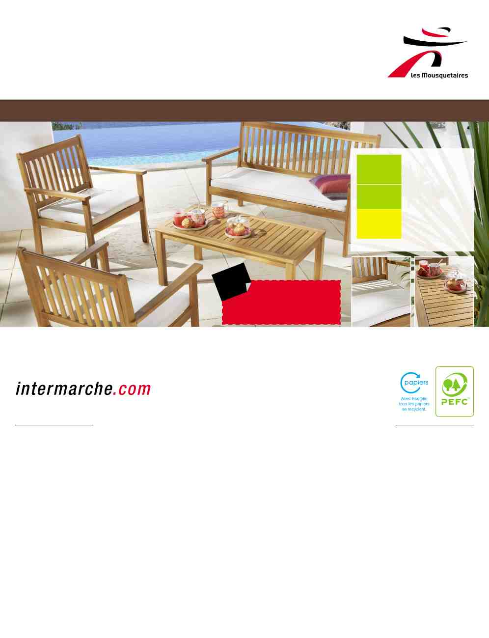 salon de jardin intermarche 2018
