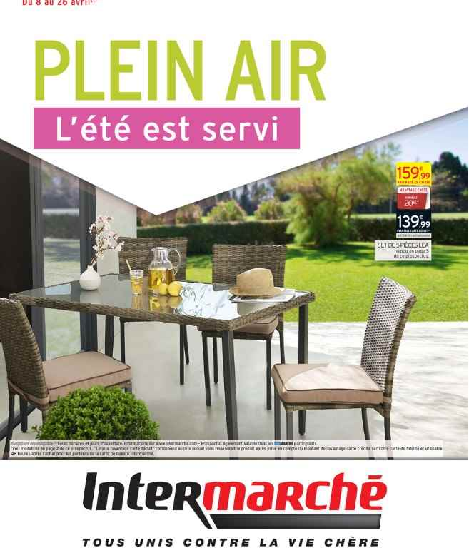 Jardin Salon Intermarche De De Jardin Salon Intermarche ...