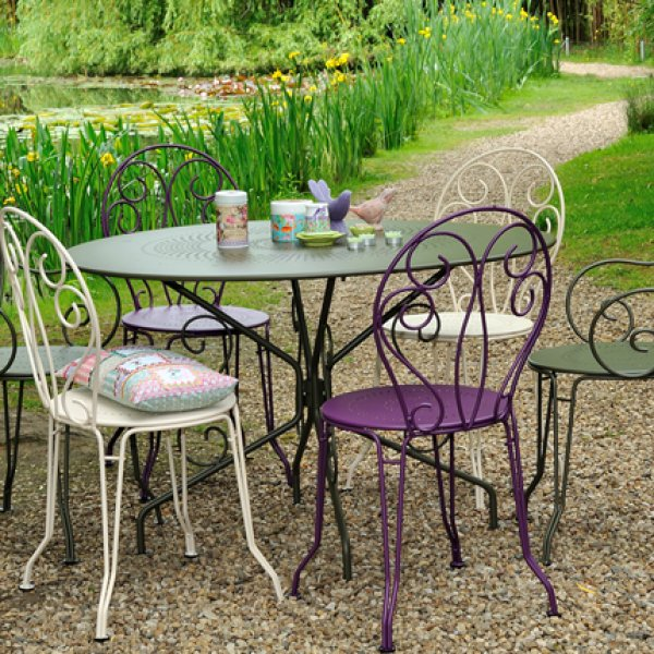 Stunning Repeindre Une Table De Jardin En Metal Pictures ...