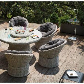 Emejing Salon De Jardin Resine Kettler Pictures - Amazing House ...