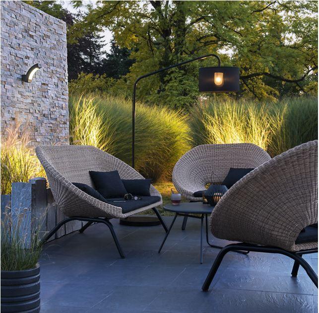 Awesome Salon De Jardin Style Osier Images - House Design ...