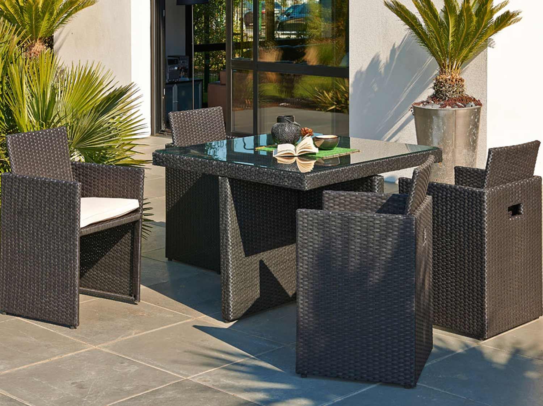 salon de jardin pour terrasse