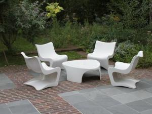 Stunning Salon De Jardin Blanc Plastique Contemporary ...