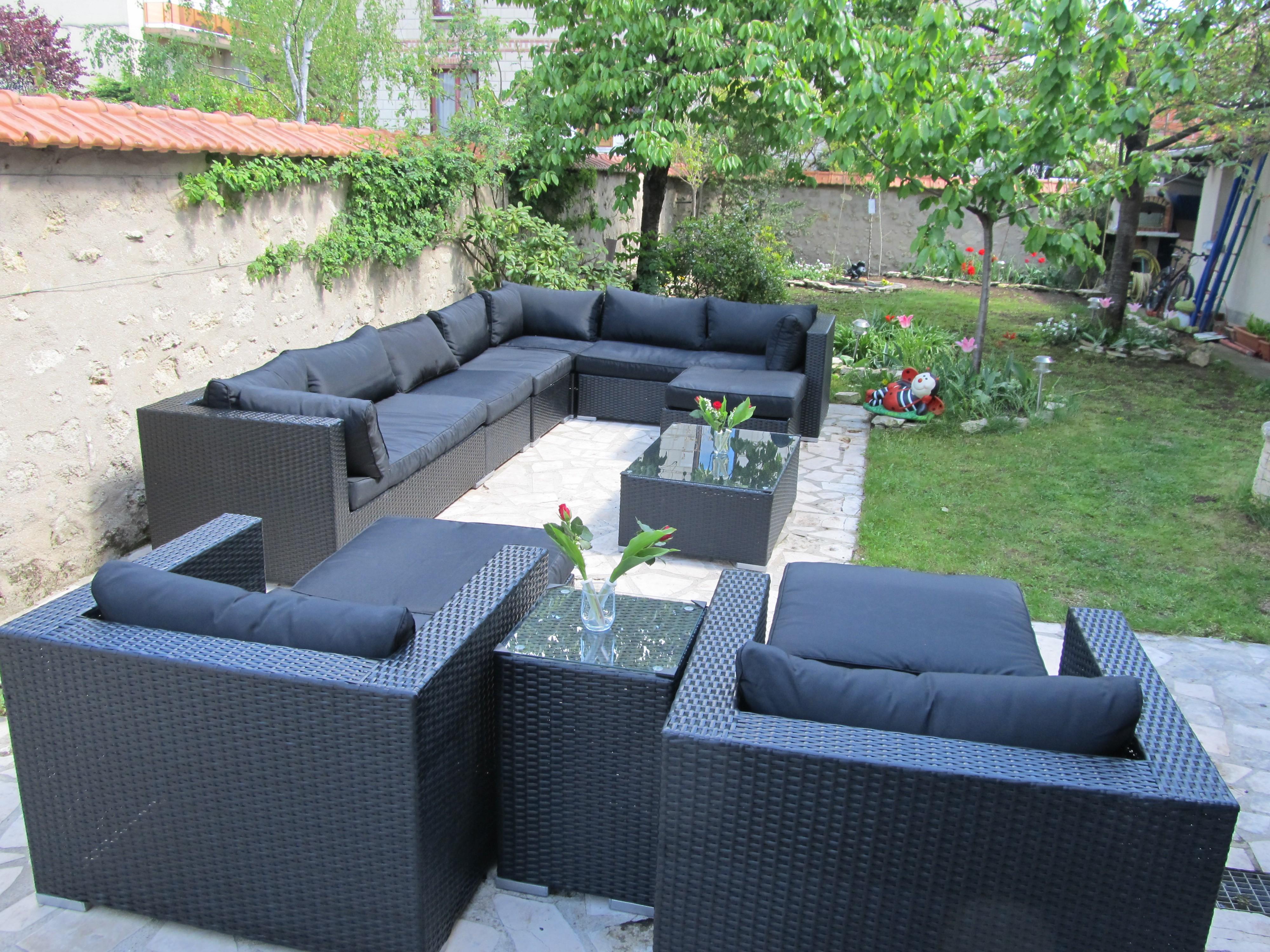 Salon De Jardin Qualite
