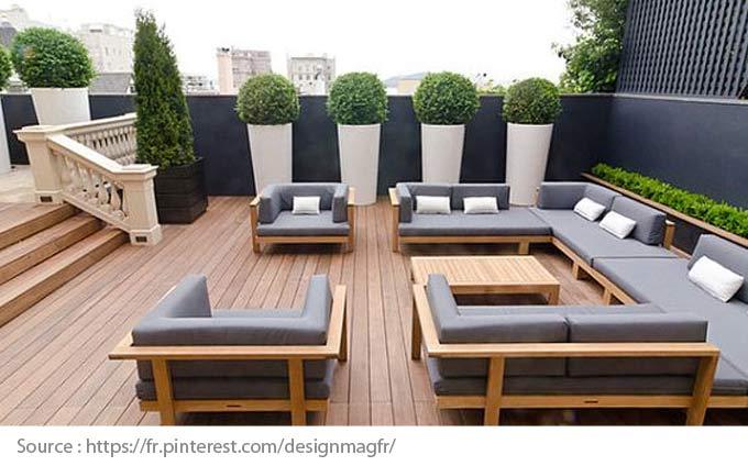 Emejing Mobilier De Jardin Quel Bois Pictures - House Design ...