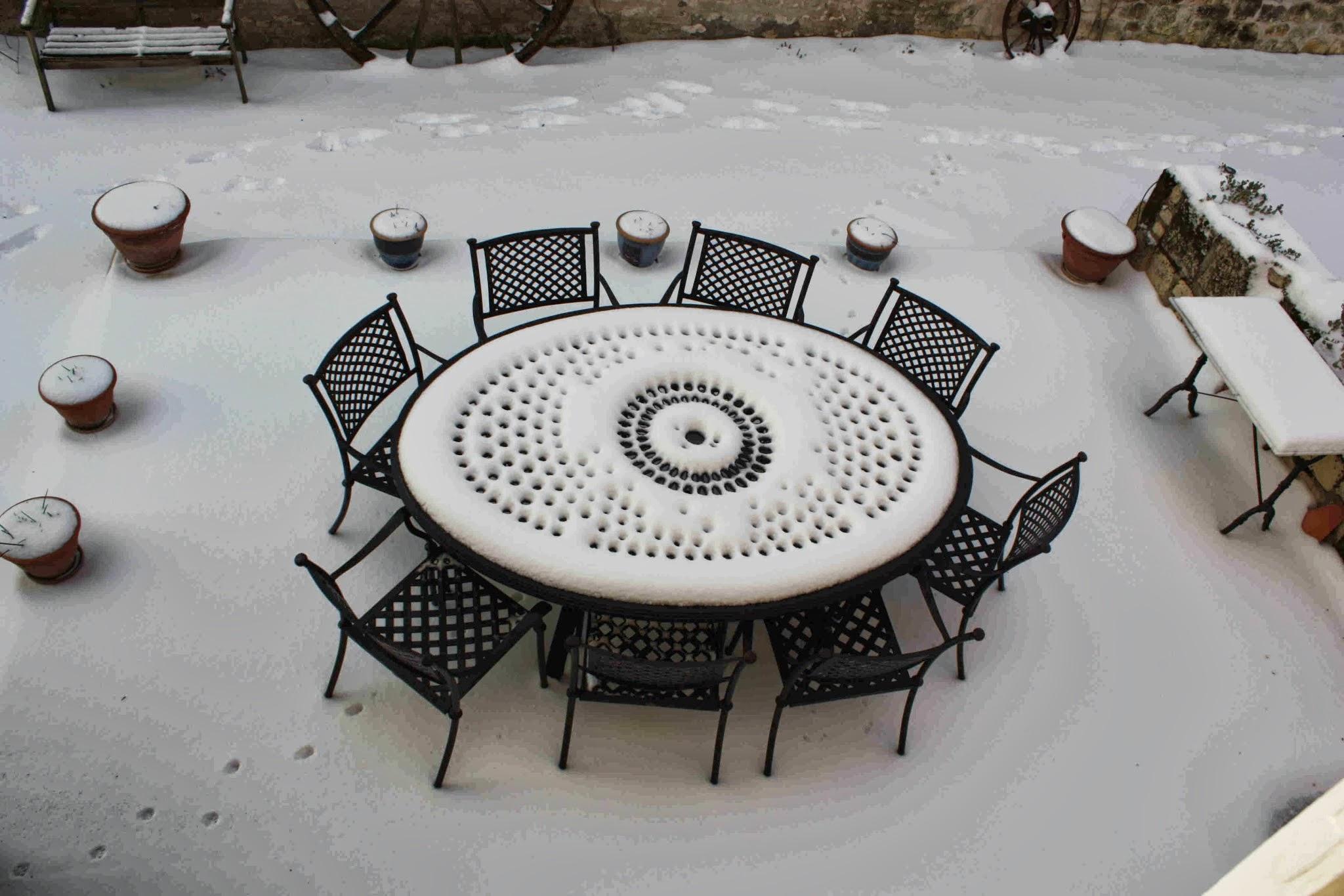 salon de jardin qui reste dehors l\'hiver