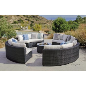 salon de jardin table et chaises