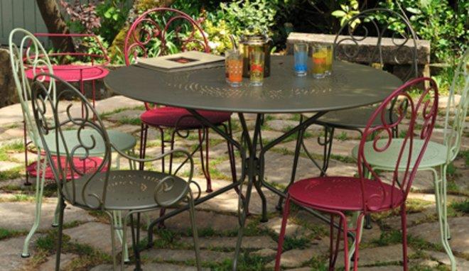 salon de jardin style fermob
