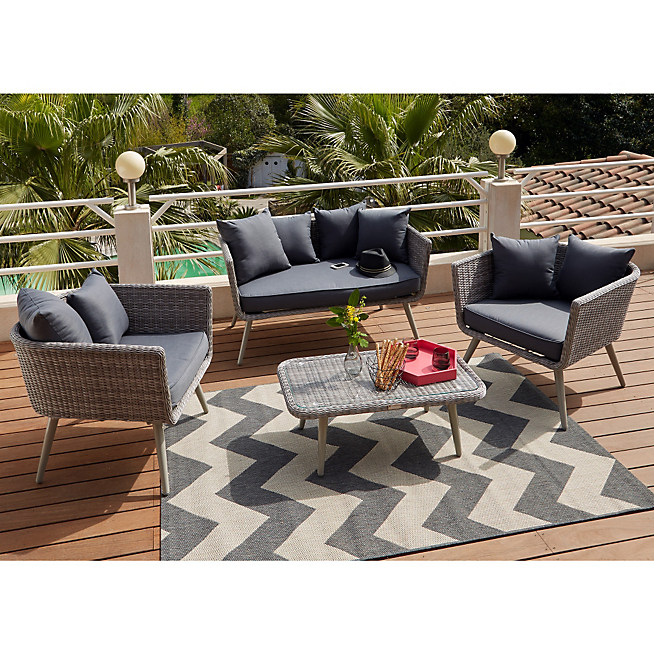 salon de jardin v.i.p collection by hesperide