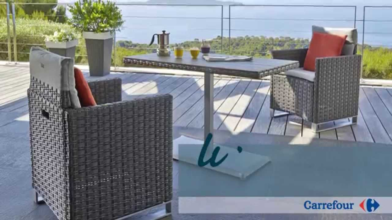 Best Salon De Jardin Pour Balcon Carrefour Photos - House ...