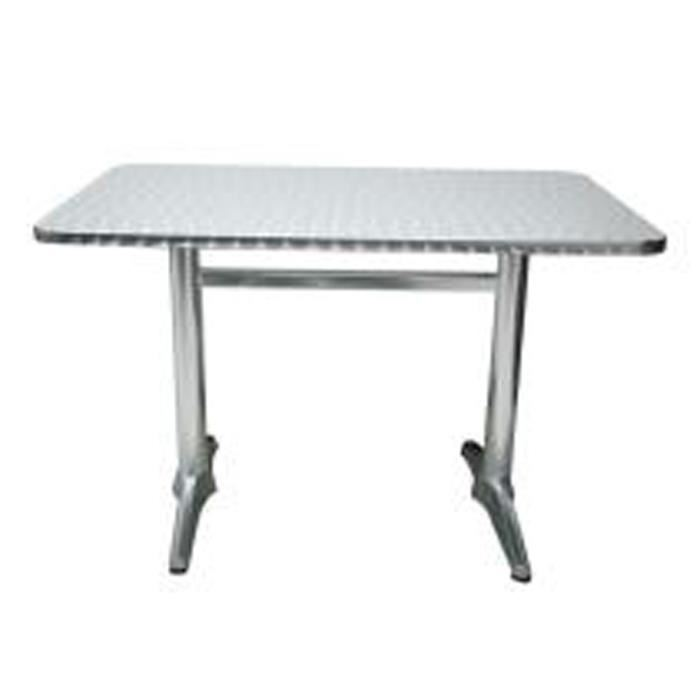 table de jardin 110 x 70