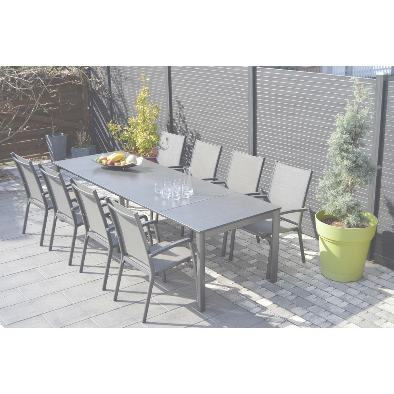 table de jardin 12 personnes leroy merlin