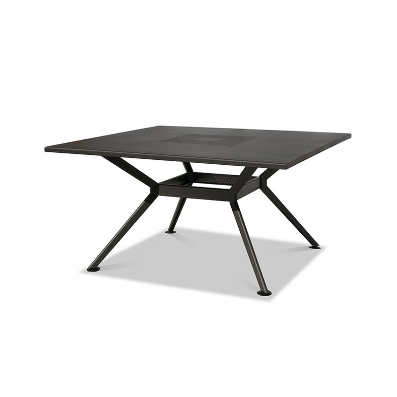 table de jardin 140 x 140