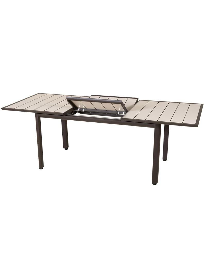 table de jardin 160 x 70