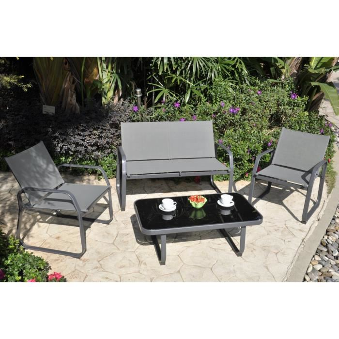table de jardin 2 en 1