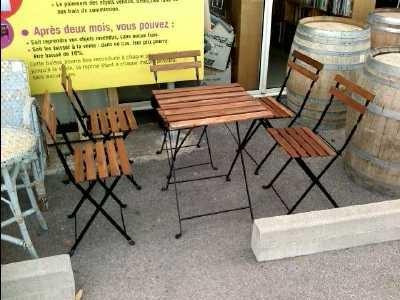Ikea Jardin 2 De Personnes Table O8wXn0Pk