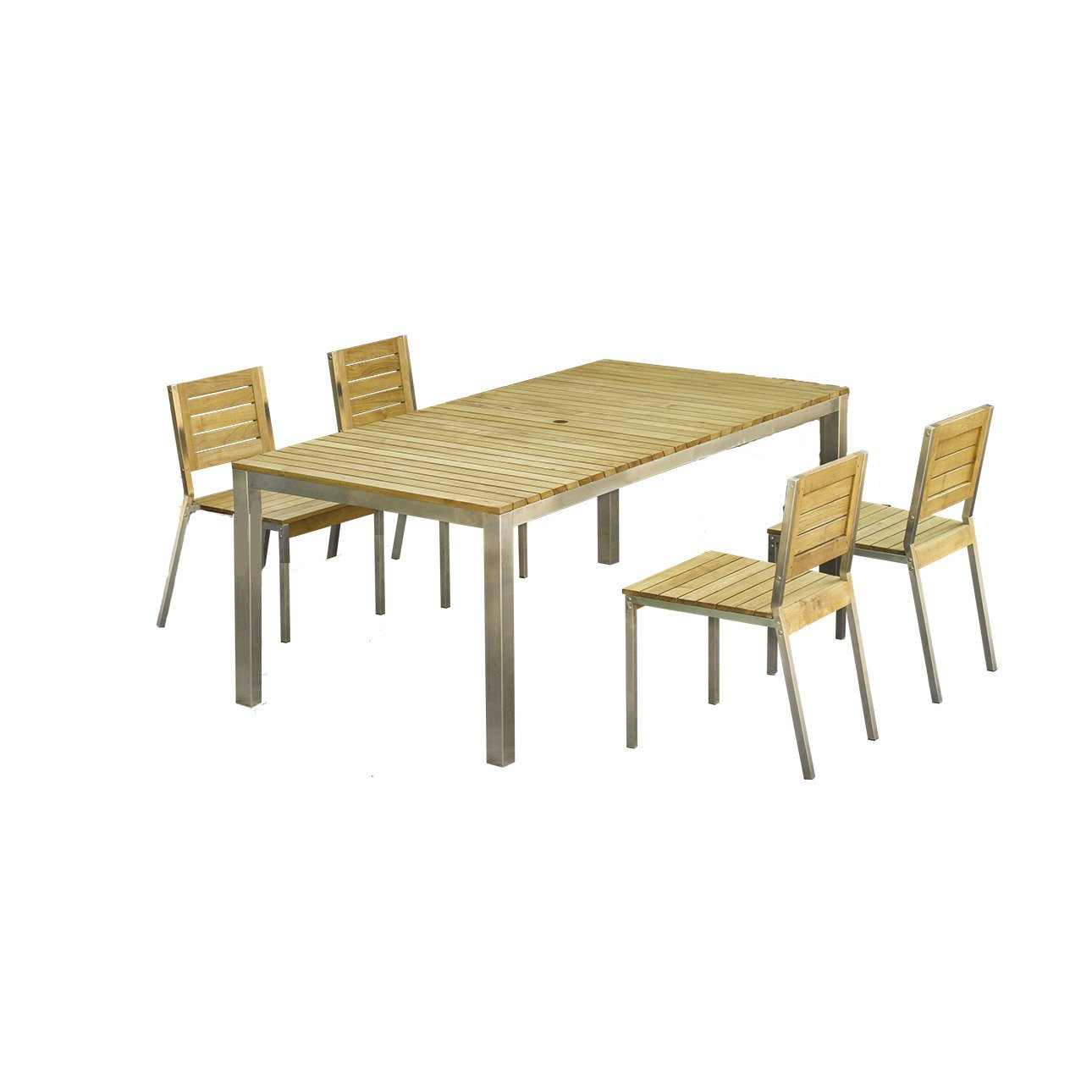 table de jardin 200×100