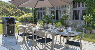 table de jardin 2015