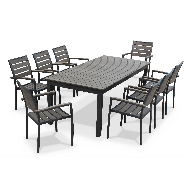 Emejing Table De Jardin Extensible Sonata Images - House Interior ...