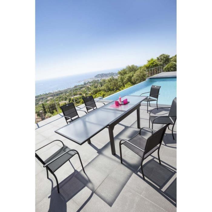table de jardin 320 cm