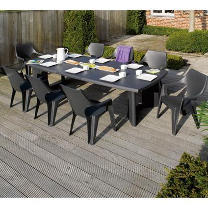 table de jardin 320