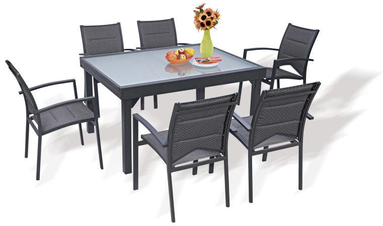 table de jardin 4 couverts