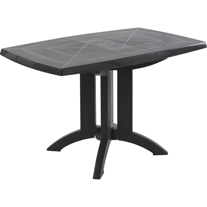 table de jardin 4 personnes gifi