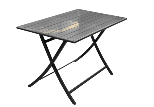 Table De Gallery House Jardin Beautiful Design Pliable Aluminium 6v7bfyYg