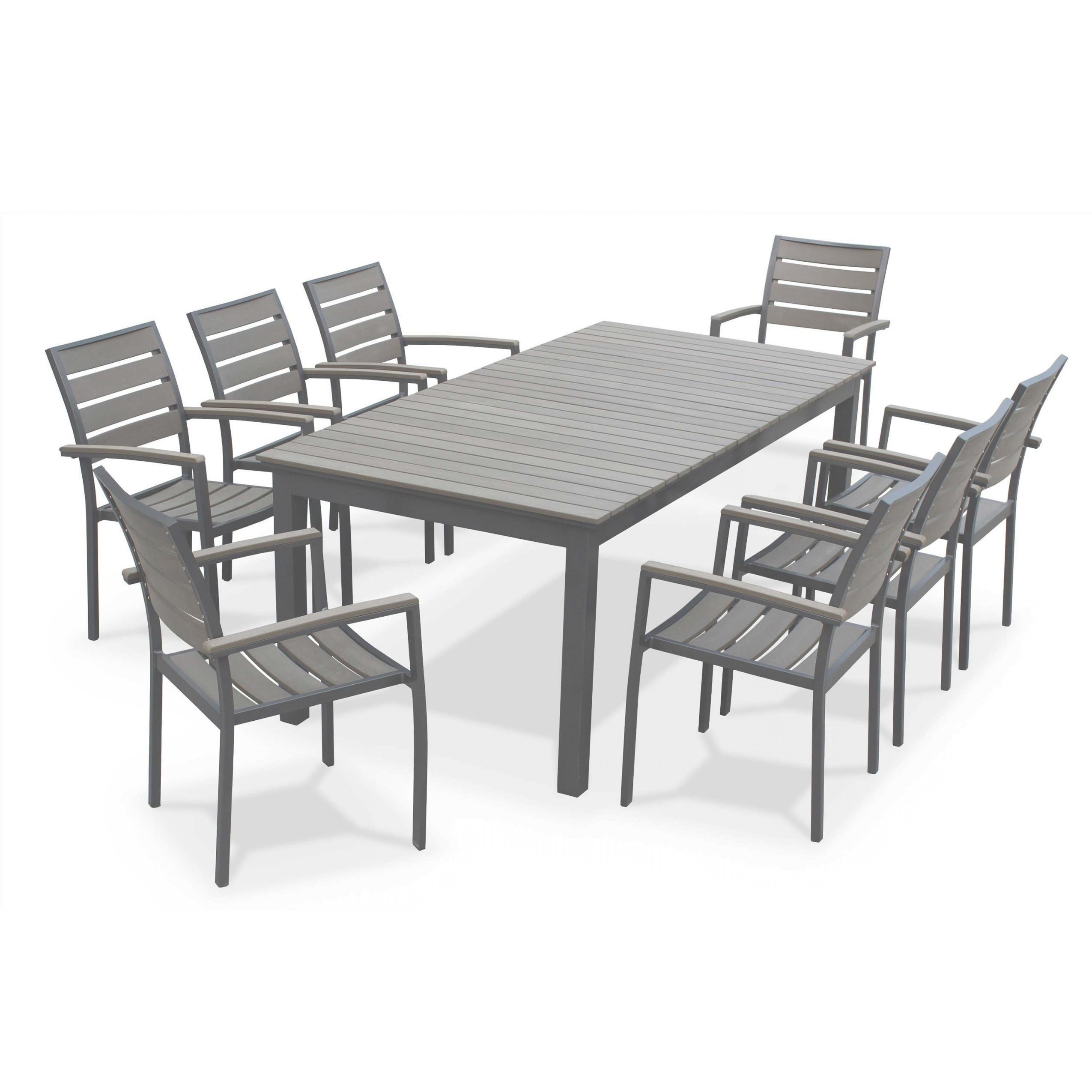 4 Places Jardin De Extensible Table 5qcSR4A3jL