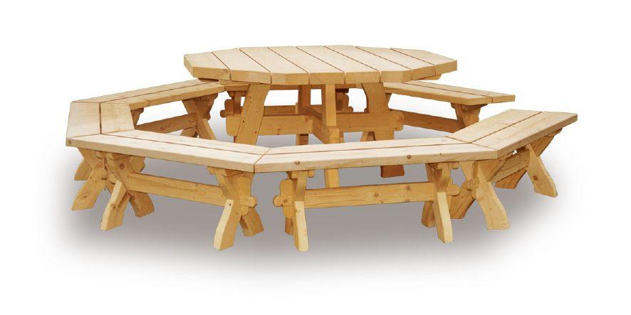 table de jardin 4m