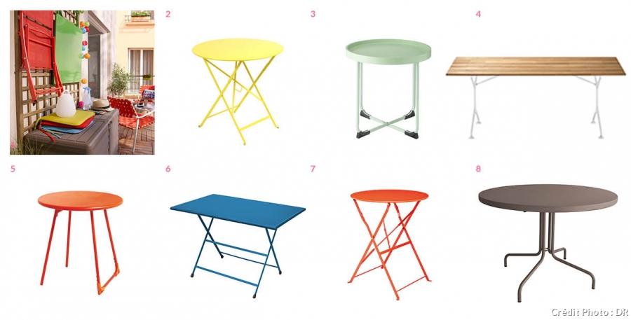 table de jardin 50 cm