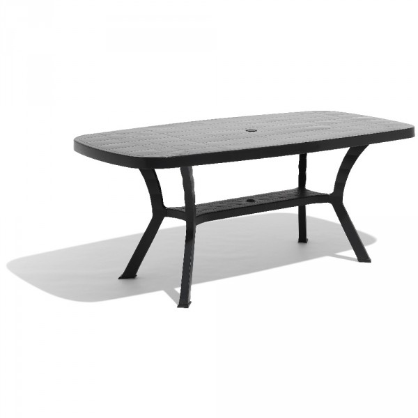 table de jardin 6 personnes gifi