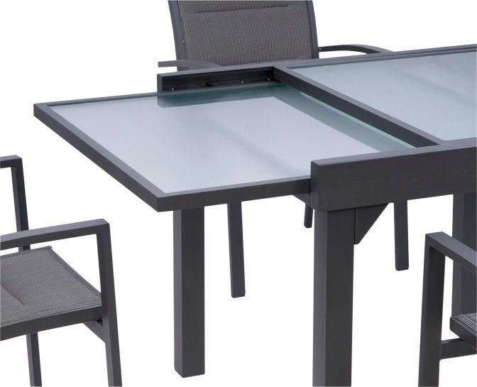 table de jardin 6 personnes pliante