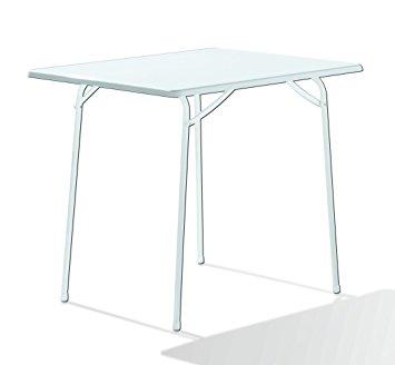 table de jardin 60 x 80