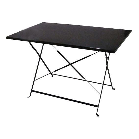table de jardin 70