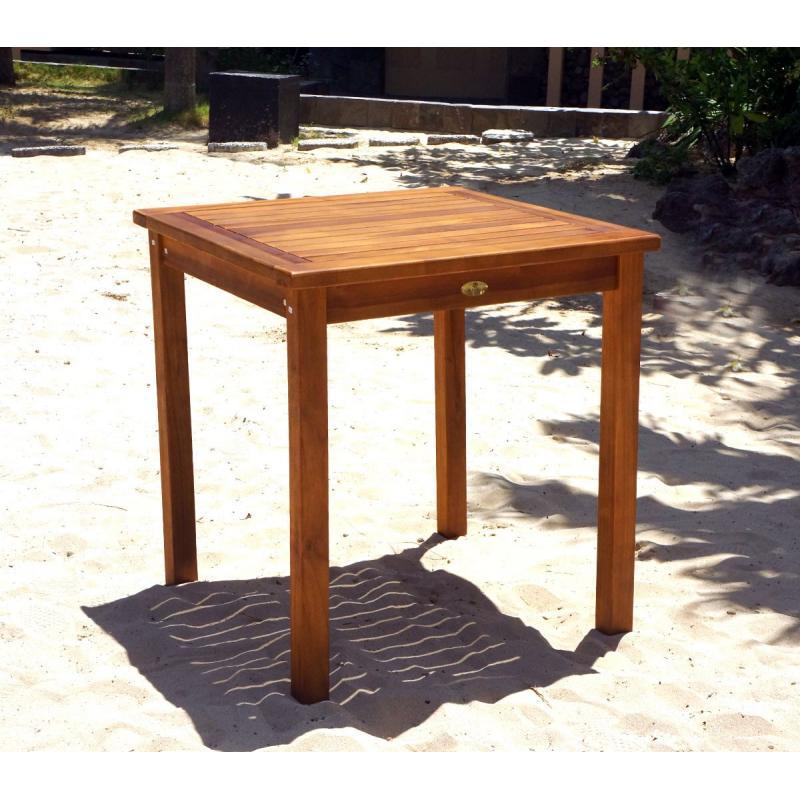 table de jardin 70×70