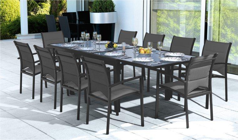 Table Terrasse 10 Personnes