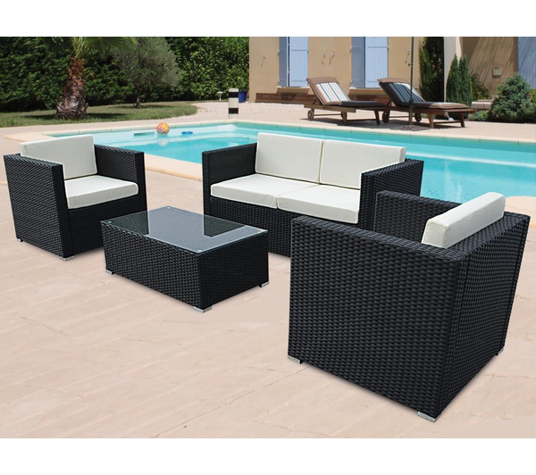 table de jardin 8 places carrefour