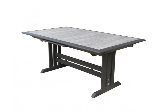 table de jardin 90 cm