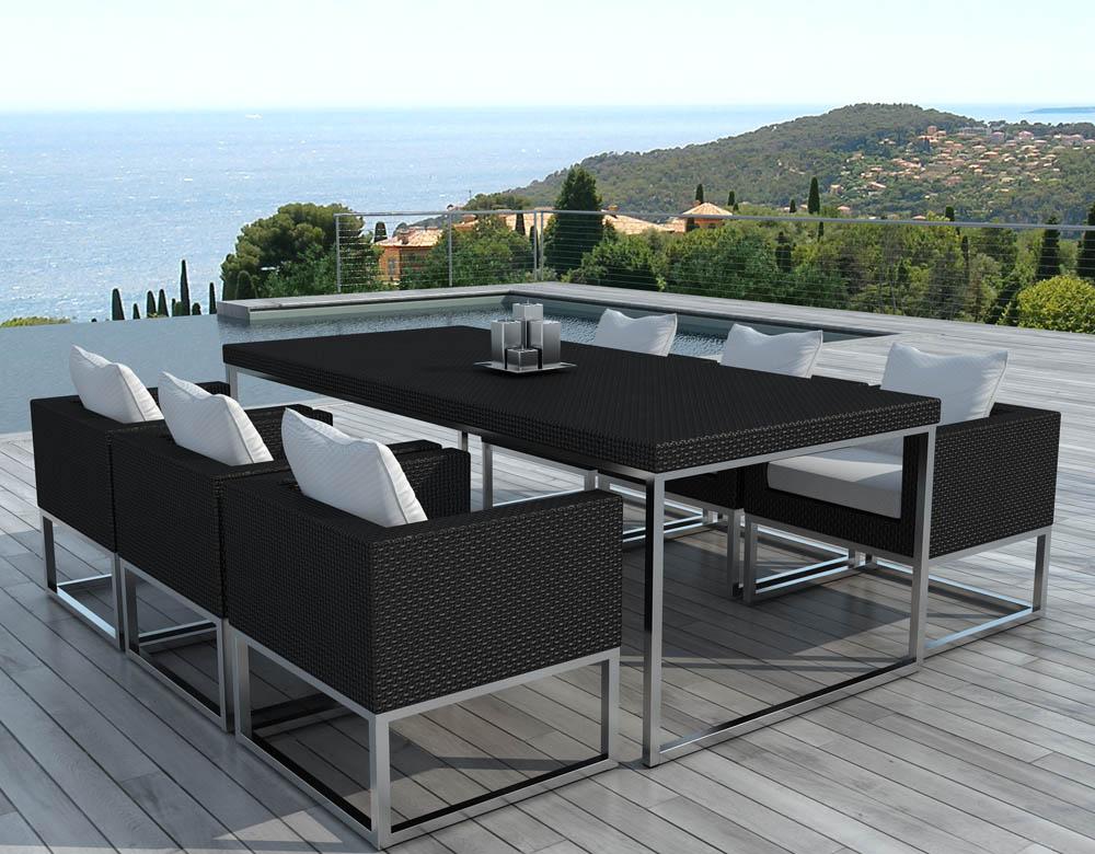 table de jardin 90x160