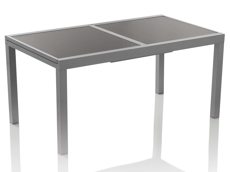Flora Best Noir résistant au gel et aux UV Table pliante de ...
