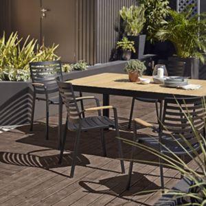 table de jardin a castorama